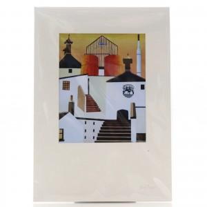 Bowmore Distillery Print / Jane Taylor