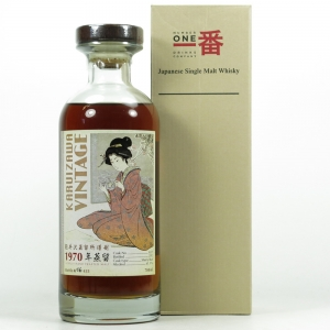 Karuizawa 1970 42 Year Old Single Cask #6227