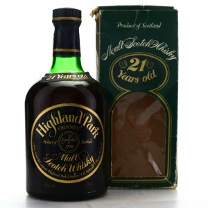 Highland Park 1959 21 Year Old