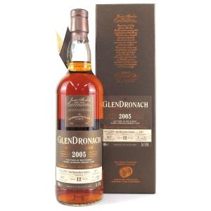 Glendronach 2005 Single Cask 12 Year Old #1451