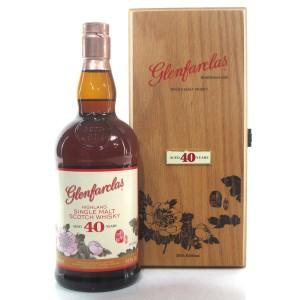 Glenfarclas 40 Year Old 2016 Edition