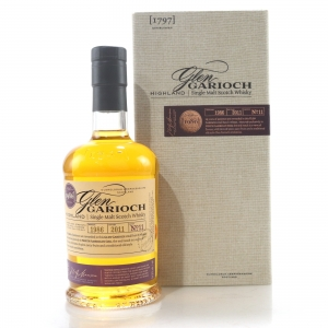 Glen Garioch 1986 25 Year Old / Batch #11