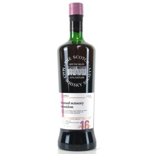 Loch Lomond 2001 SMWS 16 Year Old 135.1