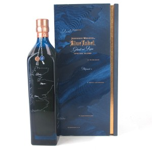 Johnnie Walker Blue Label Ghost and Rare Brora Edition / US Import