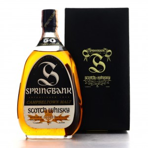 Springbank 1919 50 Year Old