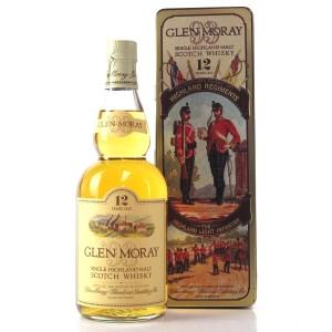 Glen Moray 12 Year Old / The Highland Light Infantry