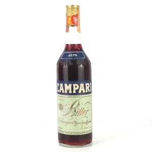 Campari Bitter Circa 1970s