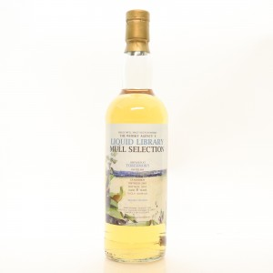 Tobermory 2001 Whisky Agency 8 Year Old Heavily Peated / Liquid Library