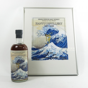 Hanyu 1990 Full Proof 'The Wave' Single Cask #9305 Including Picture