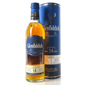 Glenfiddich 14 Year Old Bourbon Barrel Reserve 75cl / US Exclusive