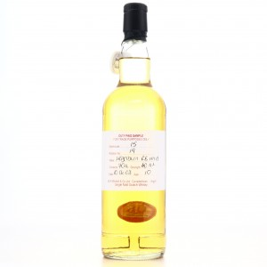 Hazelburn 2008 Duty Paid Sample 10 Year Old