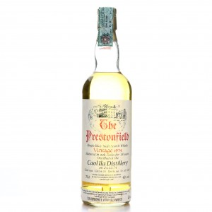 Caol Ila 1974 Prestonfield 18 Year Old