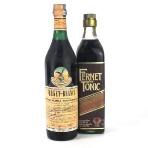 Fernet-Branca Digestif 1970s & Fernet Tonic
