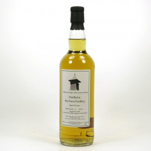 Ben Nevis 1996 Whisky Broker 18 Year Old