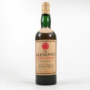 Glenlivet 12 Year Old 1960s