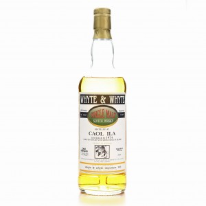 Caol Ila 1974 Whyte and Whyte 19 Year Old Cask Strength 75cl / Spirits Library