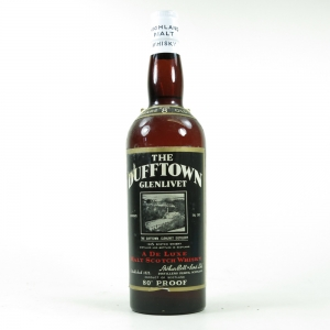 Dufftown 8 Year Old 1960s