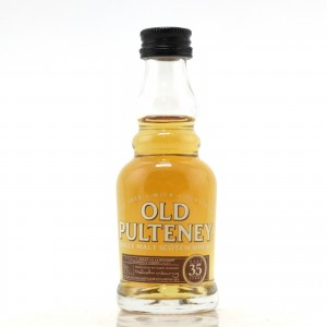Old Pulteney 35 Year Old Miniature 5cl
