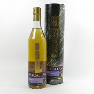 Macallan 1991 Alchemist 14 Year Old Front