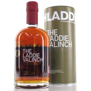 Bruichladdich 2007 Valinch Single Cask #1308 / Lynne McEwan