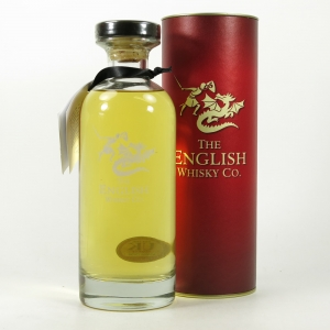 English Whisky Co First Release