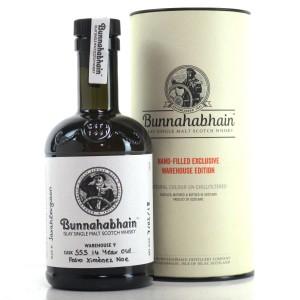 Bunnahabhain 14 Year Old Hand Filled 20cl / PX Noe