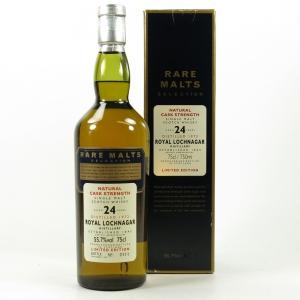Royal Lochnagar 1972 Rare Malt 24 Year Old 75cl