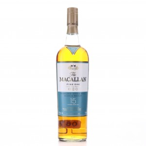 Macallan 15 Year Old Fine Oak 75cl / US Import