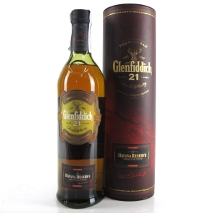 Glenfiddich 21 Year Old Havana Reserve