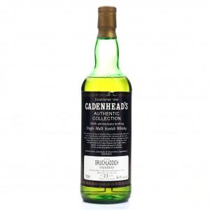 Bruichladdich 1969 Cadenhead's 23 Year Old / 150th Anniversary