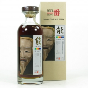 Karuizawa 1980 32 Year Old Noh Cask Single Cask #3565