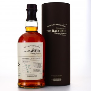 Balvenie 1996 Craftsman's Reserve 15 Year Old / No.1 The Cooper