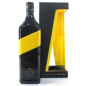 Johnnie Walker Selfridges Centenary Limited Edition / Bottle No.00