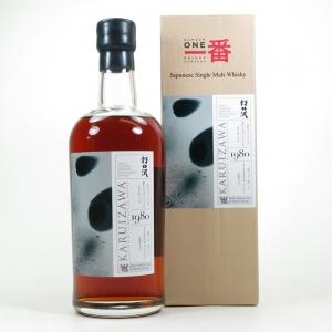Karuizawa 1980 34 Year Old Single Cask #6476