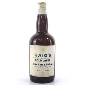 Haig's Gold Label 1950s