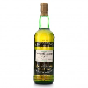 Convalmore 1962 Cadenhead's 30 Year Old 75cl / US Import