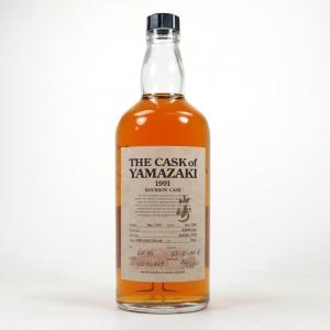 Yamazaki 1991 Single Cask #1070629 Bourbon Cask
