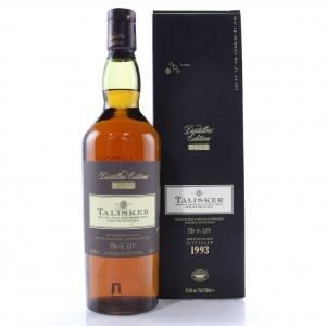 Talisker 1993 Distillers Edition 2007