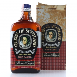 Queen of Scots Red Label Personal Reserve circa 1970s