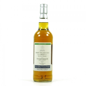 Glen Grant 1973 Berry Brothers 30 Year Old