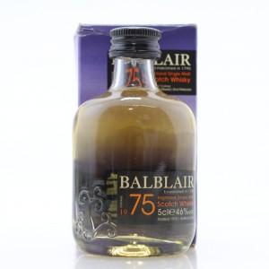 Balblair 1975 2nd Release Miniature 5cl