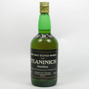 Teaninich 1957 Cadenhead's 26 Year Old