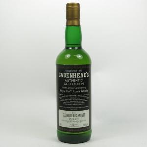 Glenfiddich 1979 Cadenhead's 12 Year Old