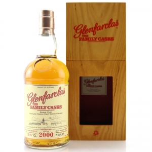 Glenfarclas 2000 Family Cask #3633 / Winter 2015