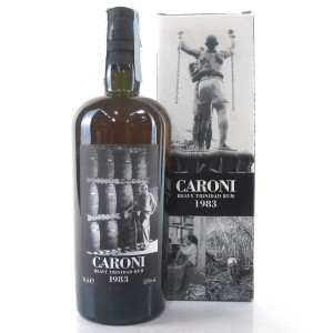Caroni 1983 22 Year Old Heavy Trinidad Rum