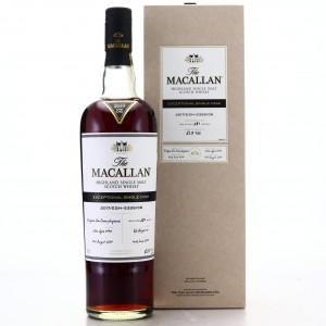 Macallan 1995 Exceptional Cask #5326-06 / 2017 Release