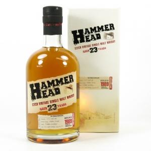 Hammerhead 1989 23 Year Old Czech Single Malt