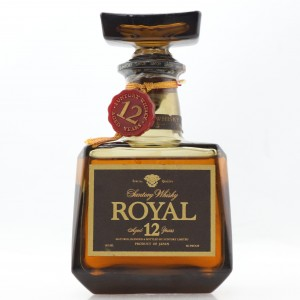 Suntory Royal 12 Year Old 18cl