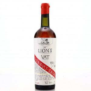 Lion's Vat 1937-1989 Charity Bottling / 1 of only 40