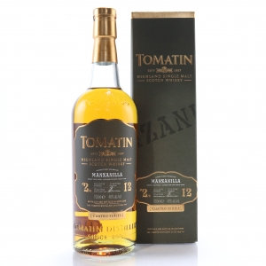 Tomatin 2002 Manzanilla Finish 12 Year Old Cuatro #2